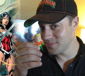 Geoff Johns habla de su papel como director creativo en Warner Bros.