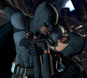 Los cinco episodios de Batman: The Telltale Series se publicar�n este mismo a�o