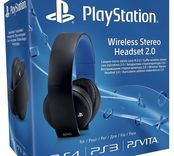 Problema Wirless Stereo Headset PS4