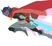 Mi an�lisis de Hyper Light Drifter