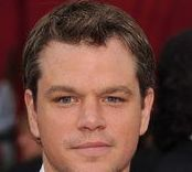 Califica como actor a Matt Damon.
