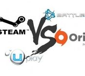 PC y guerra de sus propias plataformas exclusivas, Steam, Origin, Uplay, GoG,Battlenet,etc