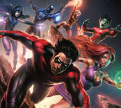 Teen Titans: The Judas Contract a la venta el 18 de abril, carátula y sinopsis