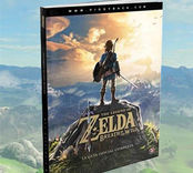 Ya está disponible para reservar la Guía Oficial de 'Breath of the Wild' en español