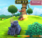 Tank Troopers conquista 3DS