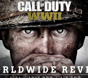 Call of Duty: WWII ya es una realidad