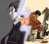 [Enfrentamiento 2] Ominous VS Kaneda's Theme