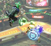 ¿Habeis probado Arms: Global Testpunch?