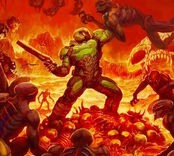 DOOM, gratis en Steam hasta el Domingo 22
