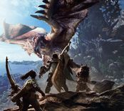 Monster Hunter: World se muestra en un vídeo desde la Comic-Con de San Diego