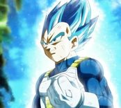 Que opinais de la version evolucionada del ssj blue de vegeta?