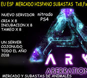 Nuevo servidor ARK nitrado para ps4 - PlayStation 4