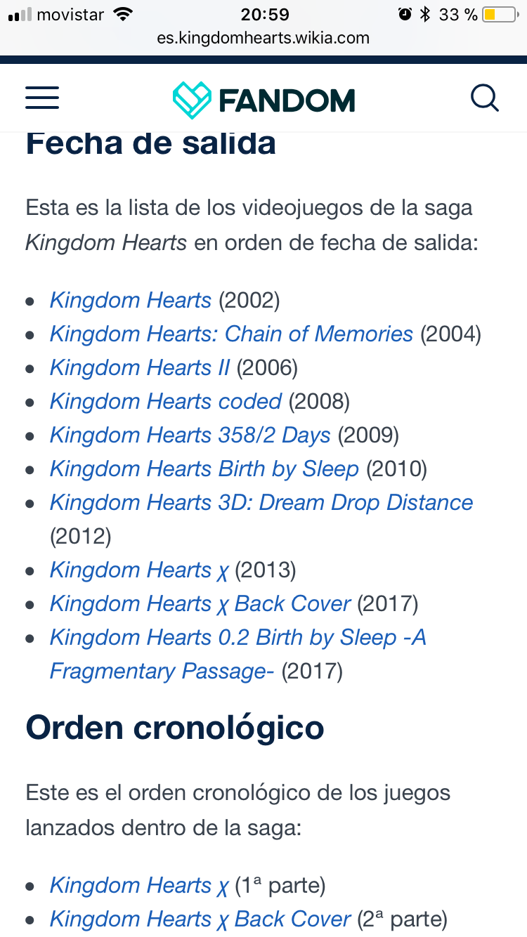 Kingdom Hearts Modo De Jugarlo World Kingdom Hearts 3djuegos