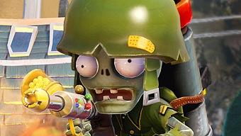 Más de ocho millones de personas han jugado a Plants vs. Zombies: Garden Warfare