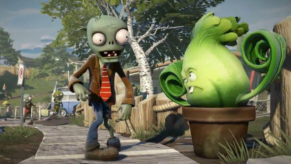 Video de plants vs zombies garden warfare reveal - Plants vs zombies garden warfare for wii u ...