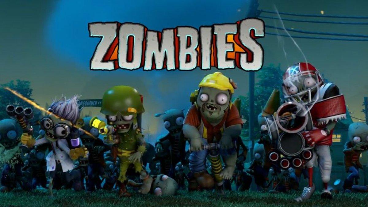 Video De Plants Vs Zombies Garden Warfare Gamescom 2013