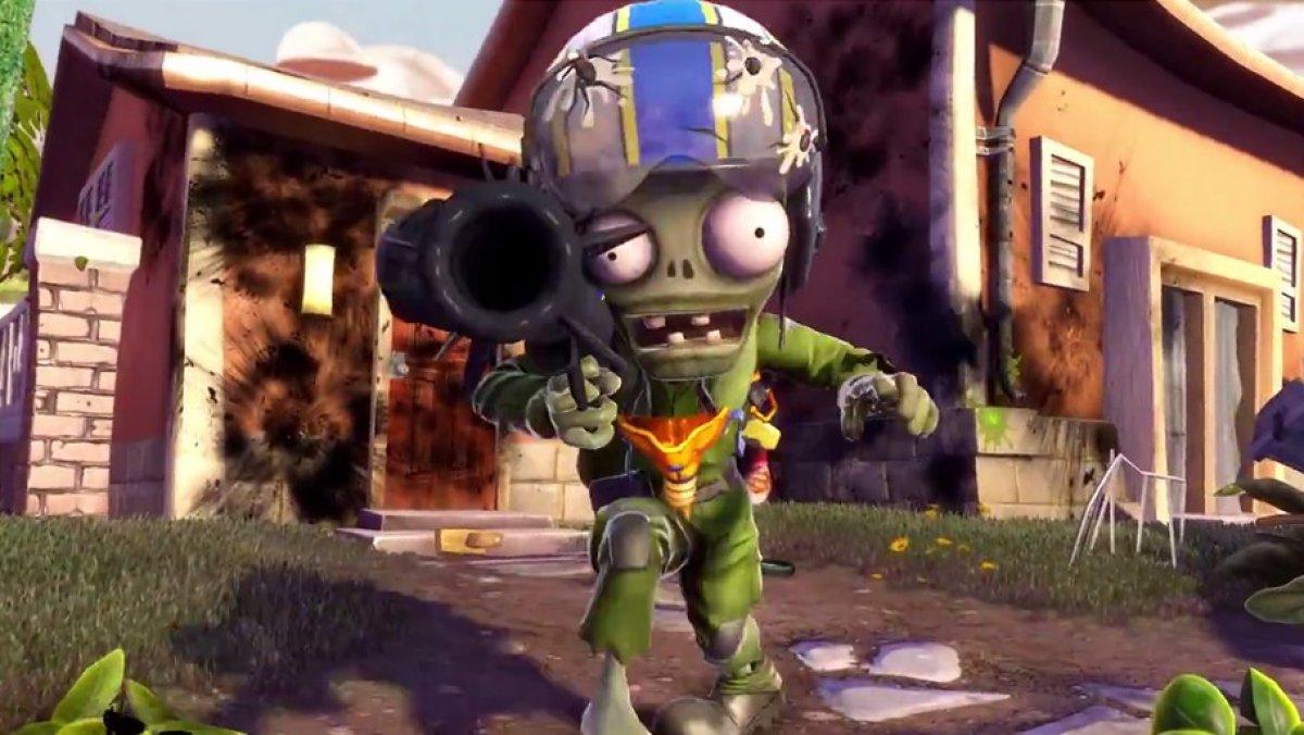 Video De Plants Vs Zombies Garden Warfare Tr Iler De