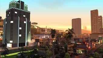 GTA: San Andreas, Video del juego