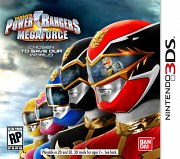 Power Rangers: Megaforce 3DS