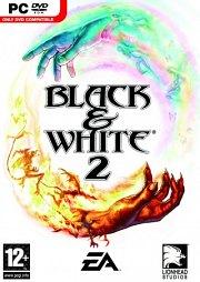 Car�tula oficial de Black & White 2 PC