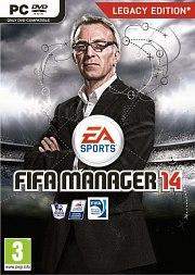 Car�tula oficial de Fifa Manager 14 PC