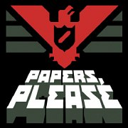 Car�tula oficial de Papers, Please PC