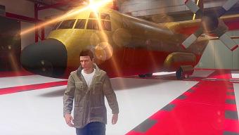 Las nuevas locuras que puedes hacer en GTA Online con Smuggler's Run