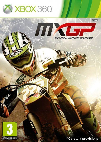 mxgp the official motocross videogame para xbox 360. Black Bedroom Furniture Sets. Home Design Ideas