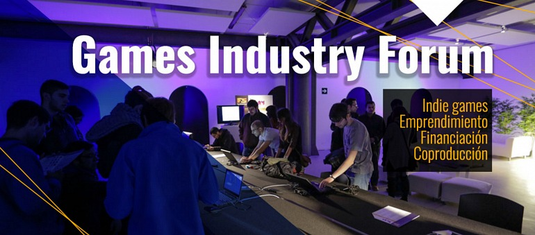 F & S presents Games Industry Forum, meeting game studios, publishers and investors