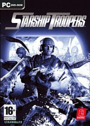 Car�tula oficial de Starship Troopers PC