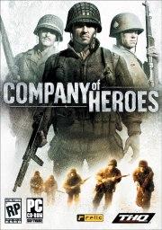 Car�tula oficial de Company of Heroes PC