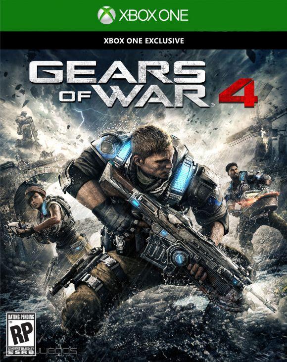 Amazon Gears Of War 4 Code