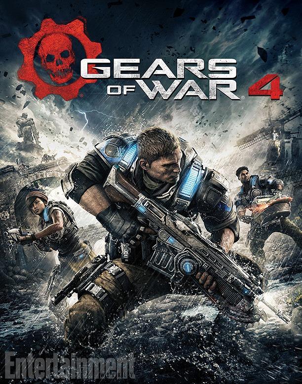 Gears of War 4 ya tiene fecha de lanzamiento para Xbox One