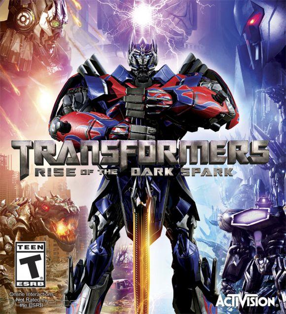 Transformers Rise of the Dark Spark para PC  3DJuegos