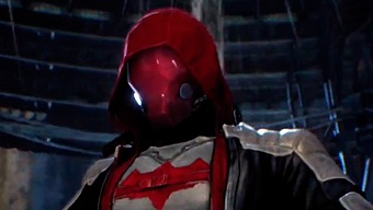 Capucha Roja exhibe su violencia en Batman: Arkham Knight