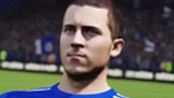 FIFA 15, Nuevas FIligranas con Hazard