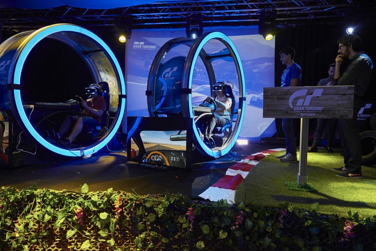 GT Sport, una de las apuestas fuertes para PS VR