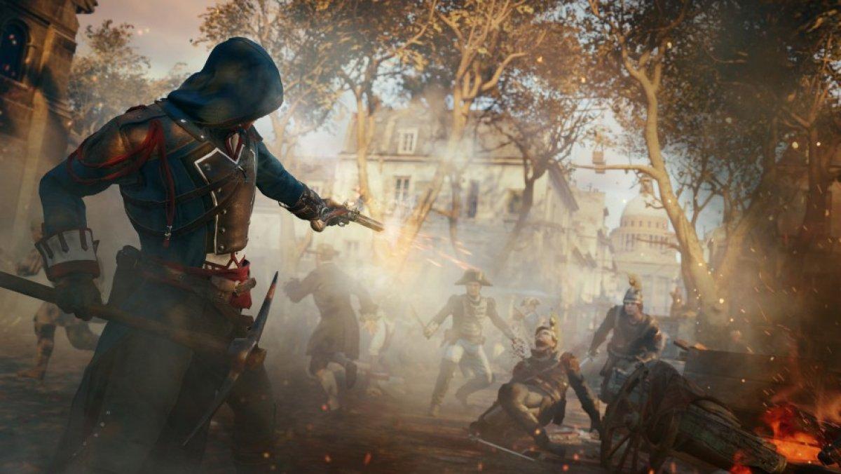 Assassins Creed Unity: Experience #3: Gigantesco Mundo Abierto (PC, PS4, XOne)