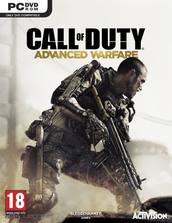 Call of Duty Advanced Warfare Xbox Ps3 Pc Xbox360 Wii Nintendo Mac Linux