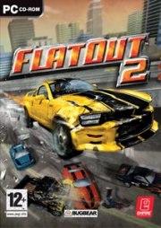 Car�tula oficial de FlatOut 2 PC