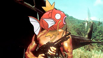 Dedican seis años a terminar Pokémon Rubí con Magikarp