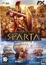 Car�tula oficial de Sparta PC