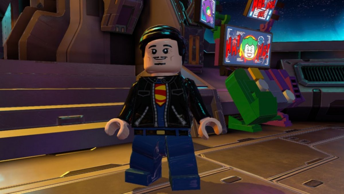 Video de lego batman 3 tr iler de personajes famosos for Personajes de batman