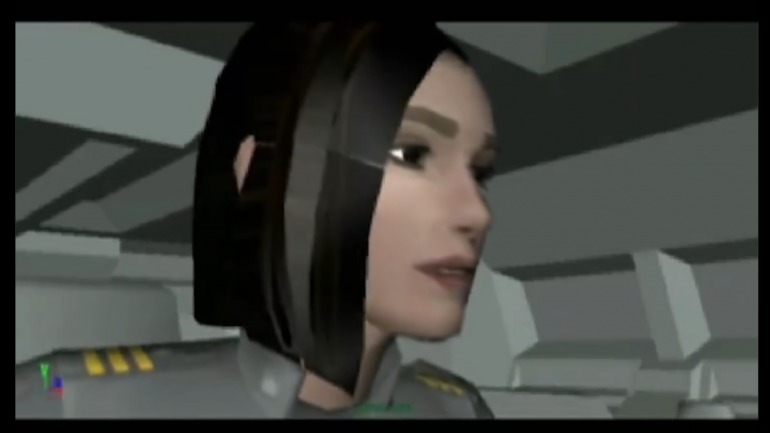 Aspect of the cinematic preview of the classic Halo 2 rescued by Marcus Lehto.