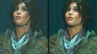 Rise of The Tomb Raider: la versión de Xbox One X comparada a la de PS4 Pro