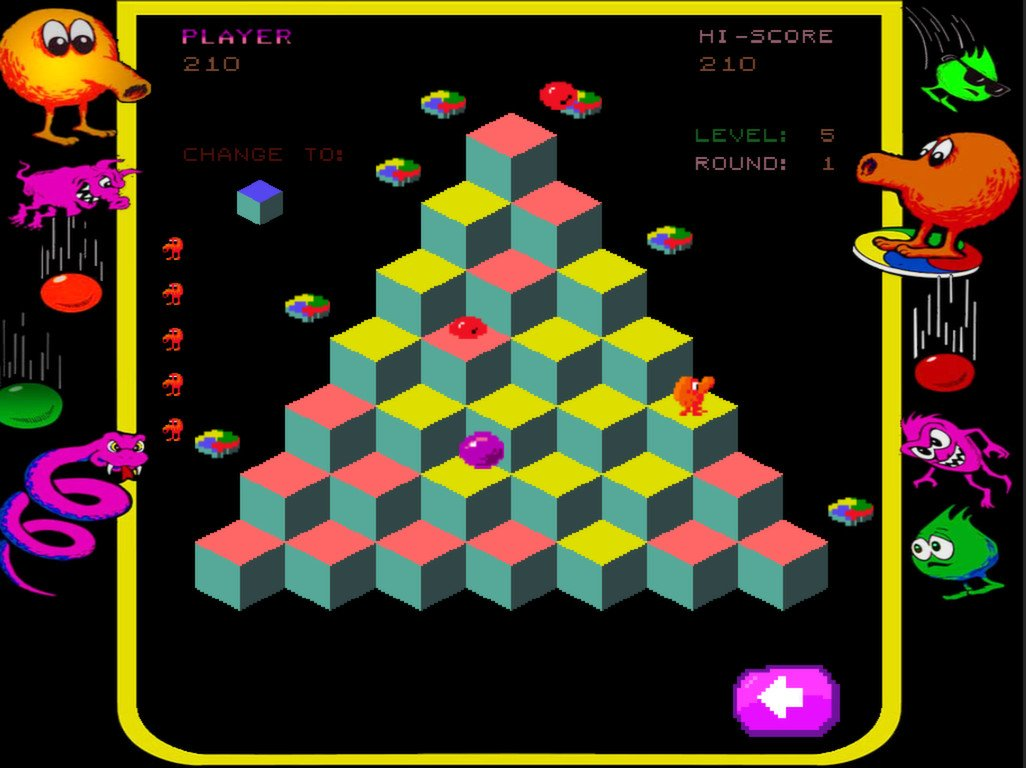 bert Rebooted - Imágenes juego PS4 - 3DJuegos