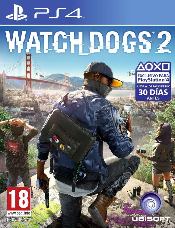 Resultado de imagen de Videojuego Watch Dogs 2 Para PlayStation 4