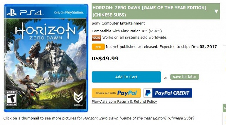 Post -- Horizon: Zero Dawn : Complete Edicion-- 6 de Diciembre - Página 2 Horizon__nombre_provisional_-3845615