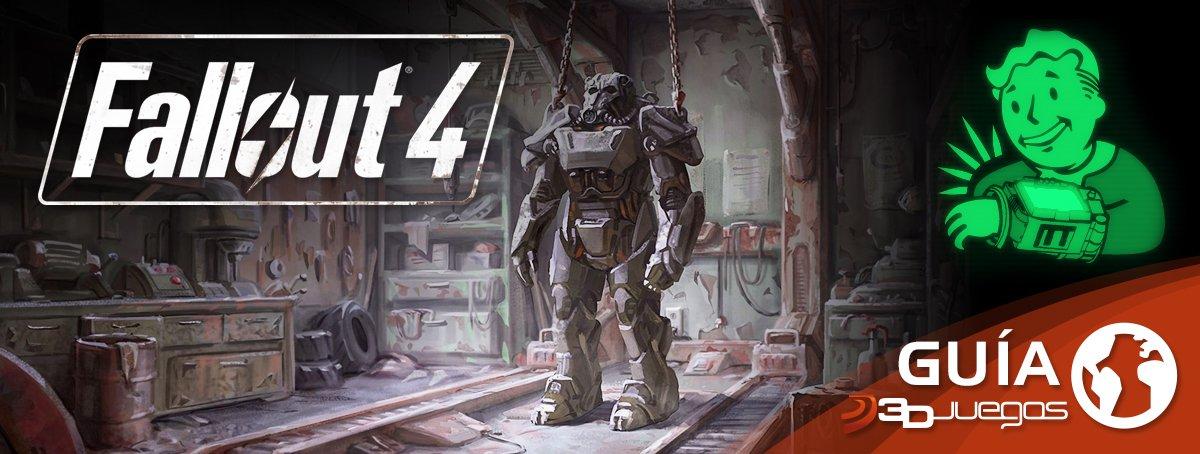 Gu�a de Fallout 4