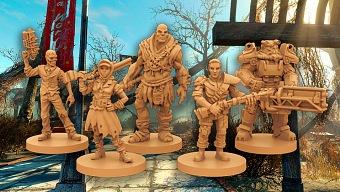 Fallout protagonizará un nuevo juego de mesa